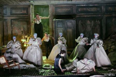 """ICR Istanbul: Silviu Purcarete's """"A Tempest"""" gets standing ovation in Turkey"""
