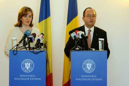 Romanian, Moldovan ForMins: First review of Strategic Partnership on Moldova's EU Accession, highly fruitful
