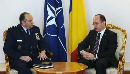 ForMin Aurescu underscores strictly defensive nature of missile shield, says threats over it unacceptable