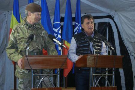 DefMin Dusa, British General Bradshaw analyse regional security