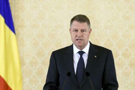 President Iohannis welcomes Turkish counterpart Recep Tayyip Erdogan at Cotroceni Palace