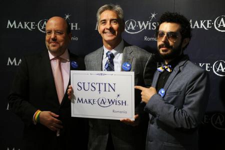 Make-a-Wish Romania debuts this Wednesday on World Wish Day