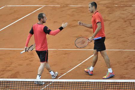 Tennis: BRD Nastase Tiriac Trophy (ATP) Thursday results, Friday schedule