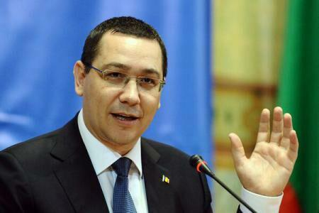 PM Ponta: We have EC and EP support for accession to Schengen, we still have to persuade one or two countries