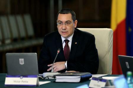 """PM Ponta: 20pct VAT """"red line"""" of Tax Code negotiations"""