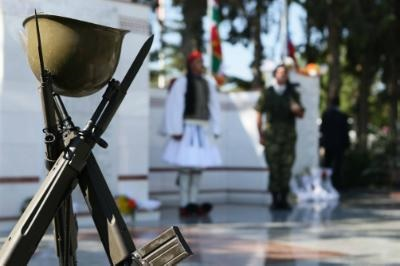Greek President says withdrawal of Turkish troops from Cyprus an EU duty as well