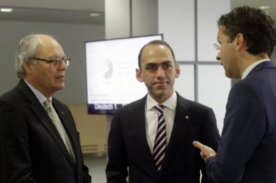 FINMIN: Cyprus is edging out of recession