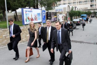 Public financial management and public service reform reviewed by Cyprus' lenders
