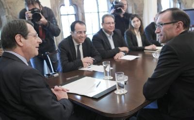 Eide to hold meetings in Nicosia to restart peace talks