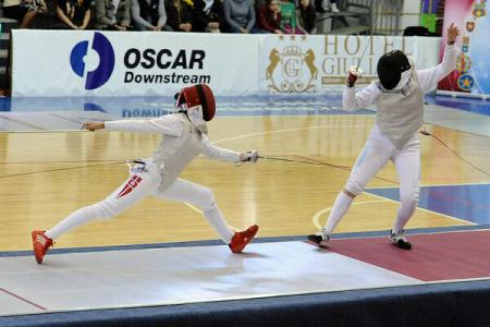 Fencing: French team wins women's foil European Cup in Bucharest
