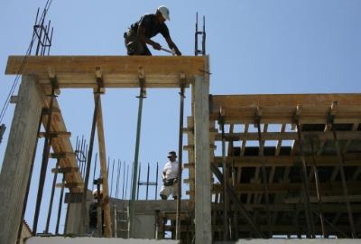 Building permits record annual increase in January