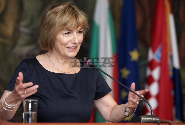 Foreign Ministers of Bulgaria, Croatia Discuss Regional Cooperation, Current Topics on European Agenda