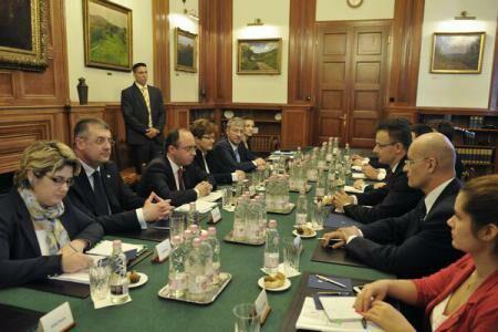 ForMin Aurescu urges Hungary to observe European legislation in the case of former MP Marko Attila