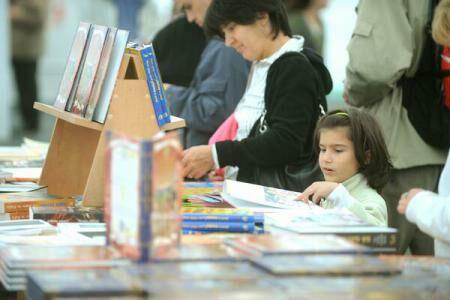 Bookfest 10th edition to present over 1 ml volumes, 200 publishers