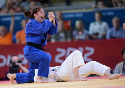 Judo: Corina Caprioriu wins second gold medal for Romania in Baku Grand Slam