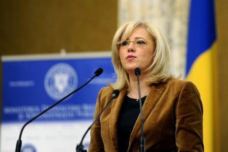 Corina Cretu: Romania avoided losing almost 750 million euros, thanks to the Juncker Commission