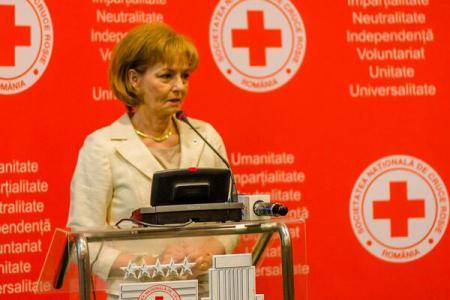 Princess Margareta takes over as president of Romanian Red Cross Society
