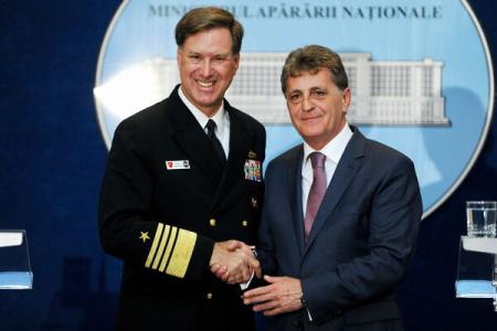 Deveselu base to be operated under Allied Joint Force Command Naples