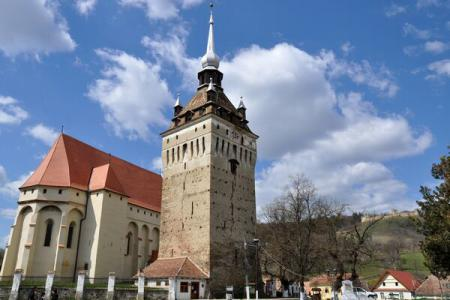 BEYOND HISTORY/Mures: The fortified church of Saschiz – the first reduit-church built to withstand Tatar raids