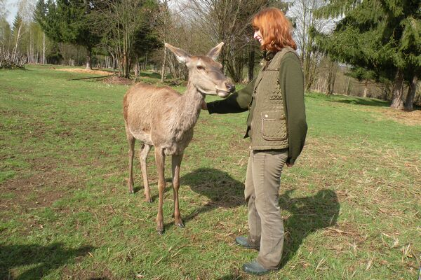 May Day at the Ivo Wildlife Park, an endearing meet and greet experience
