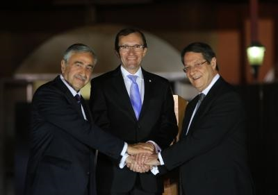 Greek Cypriot side expresses cautious optimism ahead of talks