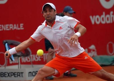 Baghdatis qualifies for the second round of Roland Garros