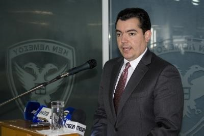 Cooperation agreement οn security between Cyprus and Armenia