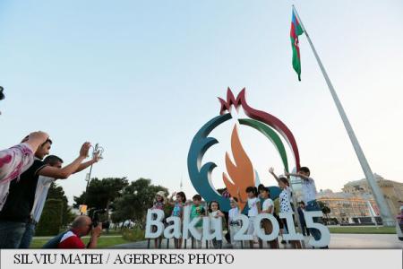 Baku European Games: First medal for Romania – women's K-2 wins silver