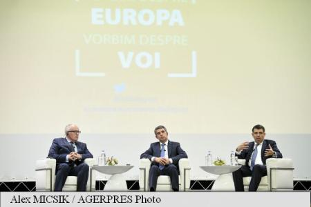 CVM, Schengen Area accession debated during trans-border dialogue with Romanian and Bulgarian citizens