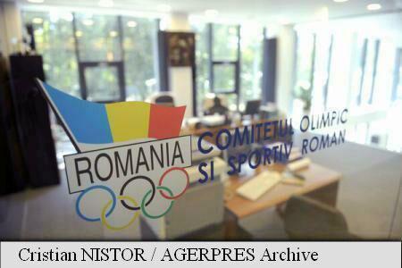Romania's delegation to the European Games in Baku