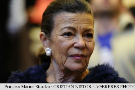 Princess Marina Sturdza, ForMin Aurescu among CAESAR Gala award recipients