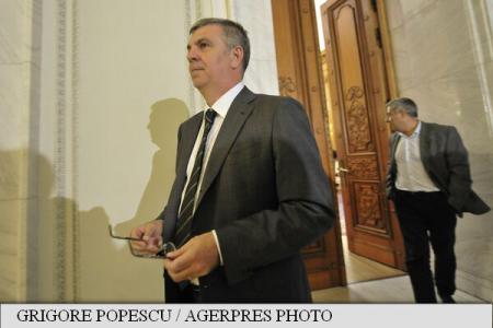 Chamber Speaker Zgonea: Decision on PM Ponta in a fortnight, censure motion hopeless