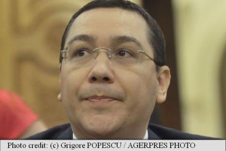 PM Ponta: Political decisions could not be censored by prosecutor