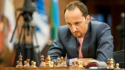 Bulgaria's Veselin Topalov Places First after Round 4 at Stavanger Chess Supertournamen