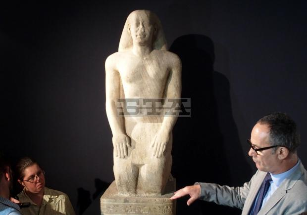 Plovdiv Archaeological Museum Hosts Egyptian Art From the Louvre