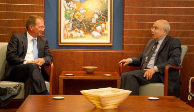 France's support to Cyprus conveyed by Senator Marie