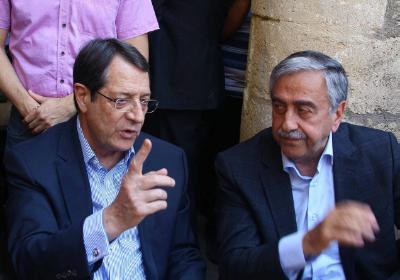 Cyprus peace talks continue today