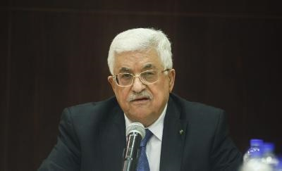 Cyprus President briefs Abbas on Israel visit and initiative