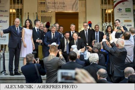 National Day of Italy: PM Ponta hails special relations, thanks businesspeople