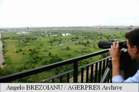 More than 1,200 people visit the Observatory in Vacaresti Natural Park, in the first year