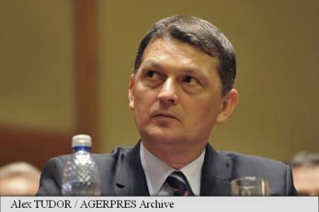 Former Interior Minister Gabriel Berca detained; taken to the Bacau County Police Inspectorate holding center