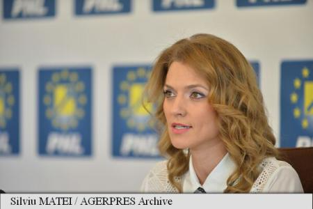 PNL's Gorghiu: PNL, satisfied with budgetary projections, in principle