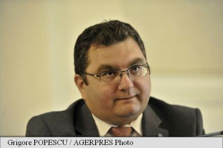 Iulian Matache officially appointed as Transport Minister