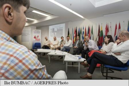 """Ovidiu Sincai SocDem Institute, ENoP launch """"Reconnecting Europe with its citizens"""" study"""