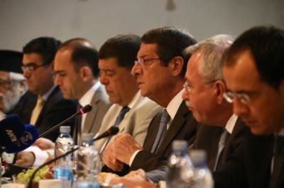 President announces infrastructure projects worth €95 m. for Famagusta district