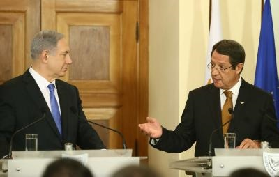 Anastasiades-Netanyahu: Our closeness goes beyond geographical proximity