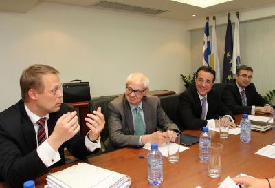 Lenders continue contacts in Cyprus for the seventh programme review