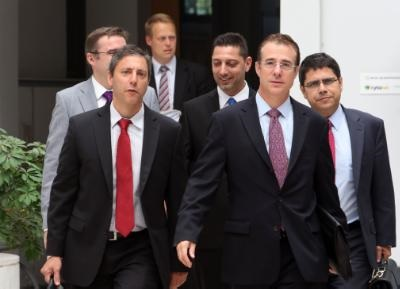 Troika sets four prior actions for the next Cyprus bailout disbursement