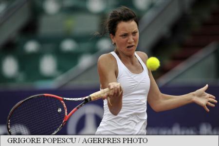 Tennis: Patricia Tig qualifies to semifinals of WTA tournament in Baku