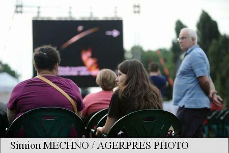 Arad hosts largest outdoor cinema in Romania